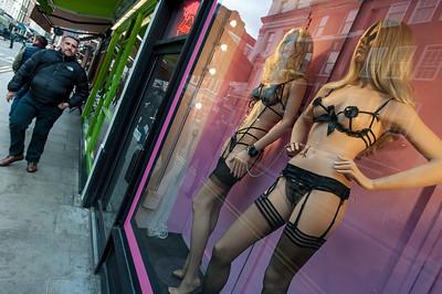 Sex Shop, West End London, United Kingdom