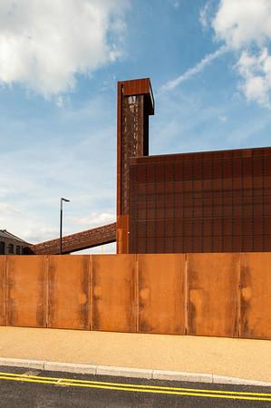 The Copper Box, Olimpic Park, Hackney, London, United Kingdom