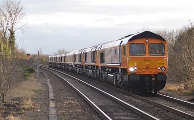 0X66 at Tamworth 15th February 2016