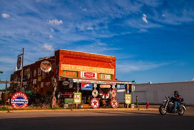 The Sandhills Curiosity Shop