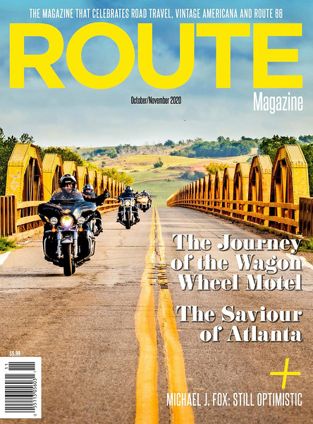 Route Magazine Cover 10-2020