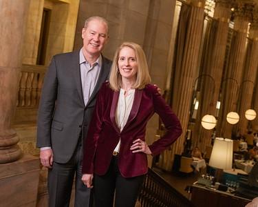 Dan and Molly Walsh