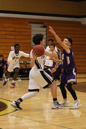 1-10 JV Boys Basketball vs Troy
