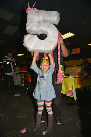 1-13-2018 Laila's Birthday Bowling Party