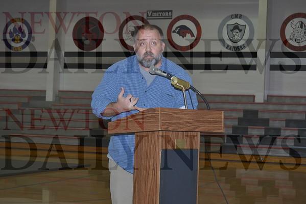 1-19 Collins-Maxwell School Board Meeting