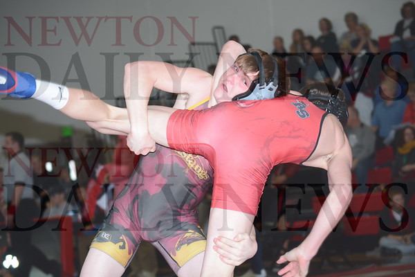1-21 HOIC Wrestling Tournament