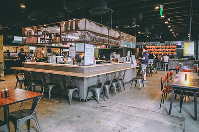 1-800-LUCKY Food Hall in Wynwood, Miami