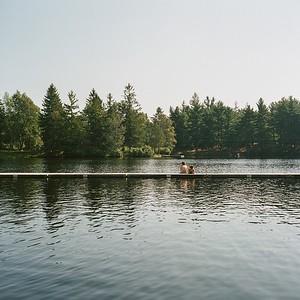 Dock, Lake