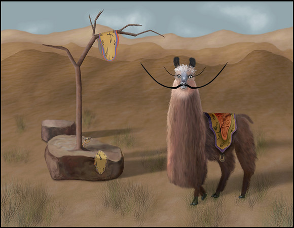 The Dali Llama
