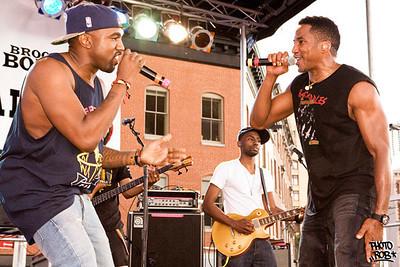 Brooklyn Bodega Presents: The Brooklyn Hip Hop Festival 9/16/2011 Q-Tip & Friends