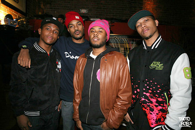 Brooklyn Bodega CMJ 2009 Pac Div, Jesse Boykins III, Diamond District, DJ Parler, Host: Wes Jackson