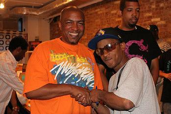 Brooklyn Hip Hop Festival Mixer 2008