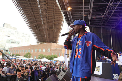 The 13th Annual Brooklyn Hip Hop Festival: Rakim , DMX, The Lox 2017