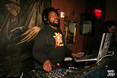 CMJ: 10/20/11 Digiwaxx Presents, Beats, Rhymes & Life afterparty w/Questlove and Tastemakers Lounge