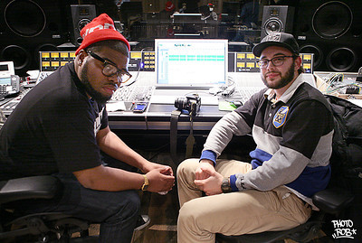 Fresh Daily - The Brooklyn Good Guy Listening Session at Converse's Rubbertracks Studio 12/07/2012