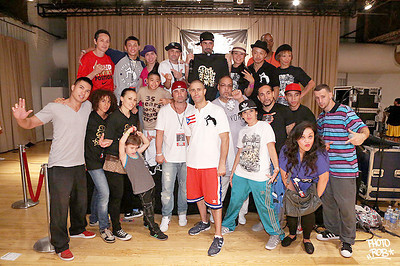 Rock Steady Crew 35th Anniversary BATTLES: Celebrating Crazy Legs