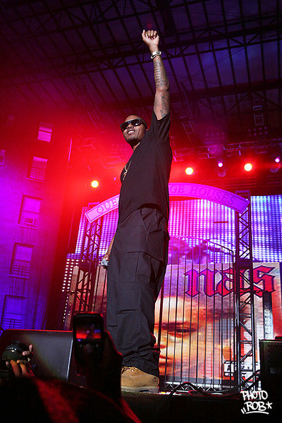 Rock The Bells - NY 2011