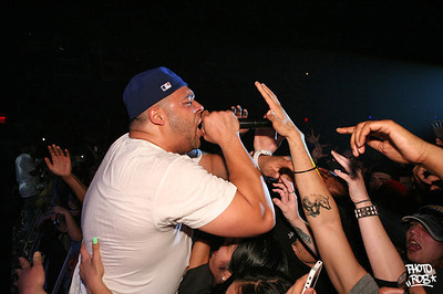 Slaughterhouse: welcome to OR HOUSE 3/29/12 Best Buy Theater - Shady Records - Live Nation