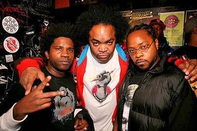 DAS EFX, Jeru The Damaja, A-OK Collective, CP, John Public with Music by 2 Hungry Bros