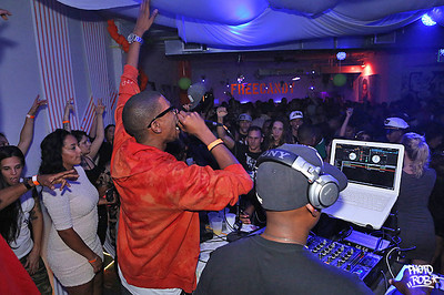 The Opening Night Party: 9/28/12 Young Guru, Talib Kweli & DJ Square Biz: Free Candy  - Fusicology -Move Forward Music