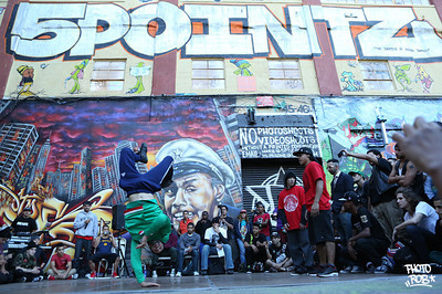 To The Pointz 9/15/12
