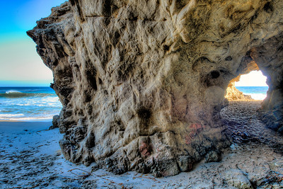 Nikon D800E HDR Malibu Landscape Photography with 14-24 mm Wide Angle f/2.8 Lens