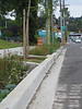 Construct sidewalks, bike lanes, curb/drainage, landscaping, lighting along 92nd Avenue. Though the project originally called for bump outs with grass strip buffers from the traffic, the final project replaced the grass with recessed planting areas to act as water infiltration points for street and sidewalk runoff. Awarded TE funds in 2005, the project was completed in 2007. Federal Share $1,000,000 Match $1,000,000 Total $2,000,000