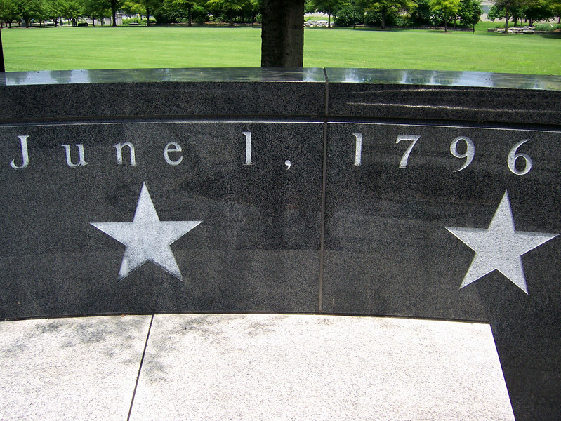 "The date of Tennessee's statehood marks the beginning of the Pathway of History, along the west side of the park. The 1,400-foot wall is engraved with historic events that occurred in the state's first 200 years. <br /> <br /> The Bicentennial Mall stretches 19 acres, connecting the Tennessee Capitol Building and the Germantown Historic District. The pedestrian mall opened in 1996, to commemorate the 200th anniversary of the state of Tennessee.<br /> <br /> Fashioned after the National Mall in Washington, DC, the park celebrates the state's history, recreational attractions, and natural wonder. The Bicentennial Mall offers a number of attractions, including a 1,400-foot Wall of History etched with historic events from the state's first two centuries, 31 fountains that each represent one of the state's rivers, and a 200-foot granite state map. <br /> <br /> The mall also preserves the only remaining view of the Capitol -- from the north side -- as a building boom in the late 1950s and early 1960s blocked the sight of the building from the east, west, and south sides of the city.<br /> <br /> The project was awarded TE funds (under Category 1) in 1994 for construction of the Bicentennial Mall. Federal Award: $23,250,000; Local Match: $5,812,000; Total: $29,062,000<br /> <br /> To learn more about the Bicentennial Mall visit  <a href=""http://www.tennessee.gov/environment/parks/Bicentennial/index.shtml"">http://www.tennessee.gov/environment/parks/Bicentennial/index.shtml</a>"