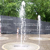 "The Rivers of Tennessee Fountains.<br /> <br /> The Bicentennial Mall stretches 19 acres, connecting the Tennessee Capitol Building and the Germantown Historic District. The pedestrian mall opened in 1996, to commemorate the 200th anniversary of the state of Tennessee.<br /> <br /> Fashioned after the National Mall in Washington, DC, the park celebrates the state's history, recreational attractions, and natural wonder. The Bicentennial Mall offers a number of attractions, including a 1,400-foot Wall of History etched with historic events from the state's first two centuries, 31 fountains that each represent one of the state's rivers, and a 200-foot granite state map. <br /> <br /> The mall also preserves the only remaining view of the Capitol -- from the north side -- as a building boom in the late 1950s and early 1960s blocked the sight of the building from the east, west, and south sides of the city.<br /> <br /> The project was awarded TE funds (under Category 1) in 1994 for construction of the Bicentennial Mall. Federal Award: $23,250,000; Local Match: $5,812,000; Total: $29,062,000<br /> <br /> To learn more about the Bicentennial Mall visit  <a href=""http://www.tennessee.gov/environment/parks/Bicentennial/index.shtml"">http://www.tennessee.gov/environment/parks/Bicentennial/index.shtml</a>"