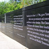 "The Pathway of History, along the west side of the mall, is a  1,400-foot wall engraved with historic events that occurred in the state's first 200 years.<br /> <br /> The Bicentennial Mall stretches 19 acres, connecting the Tennessee Capitol Building and the Germantown Historic District. The pedestrian mall opened in 1996, to commemorate the 200th anniversary of the state of Tennessee.<br /> <br /> Fashioned after the National Mall in Washington, DC, the park celebrates the state's history, recreational attractions, and natural wonder. The Bicentennial Mall offers a number of attractions, including a 1,400-foot Wall of History etched with historic events from the state's first two centuries, 31 fountains that each represent one of the state's rivers, and a 200-foot granite state map. <br /> <br /> The mall also preserves the only remaining view of the Capitol -- from the north side -- as a building boom in the late 1950s and early 1960s blocked the sight of the building from the east, west, and south sides of the city.<br /> <br /> The project was awarded TE funds (under Category 1) in 1994 for construction of the Bicentennial Mall. Federal Award: $23,250,000; Local Match: $5,812,000; Total: $29,062,000<br /> <br /> To learn more about the Bicentennial Mall visit  <a href=""http://www.tennessee.gov/environment/parks/Bicentennial/index.shtml"">http://www.tennessee.gov/environment/parks/Bicentennial/index.shtml</a>"