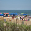 "Rehoboth Beach is known as ""America's Summer Capital"" because of the streams of visitors from Washington, DC and surrounding areas that journey to its shore each summer. The boardwalk is a quintessential part of the Rehoboth Beach experience, providing an active transportation facility for locals and tourists alike to walk, bike, shop, and play. The boardwalk plays a critical role in the local economy, as it is the only frontage access for many local businesses. Selected as one of the top 5 boardwalks in the United States by the Travel Channel, the Rehoboth Beach boardwalk is also a key piece of infrastructure for the state's tourism industry, which brings almost 8 million travelers and $1.8 billion to Delaware annually.<br /> <br /> The original boardwalk was constructed in 1873. Over time, the boardwalk has been repaired many times due to decay and damage from hurricanes and other major storms. Most recently, in January of 2008 engineers discovered that the wooden sub-structure of the boardwalk needed to be completely replaced. The city completed the four-block Phase 1 of the boardwalk reconstruction project with $2.4 million in local funds despite the economic downturn. However, the city anticipated that completing the additional phases could take up to five years, due to funding constraints. The American Recovery and Reinvestment Act (ARRA) provided an opportunity to create local construction jobs by completing the remaining 3/4-mile of the project during a time of major economic hardship for the travel-based economy of Rehoboth Beach. In addition, the project provides a key piece of infrastructure that plays a significant role in the state economy."