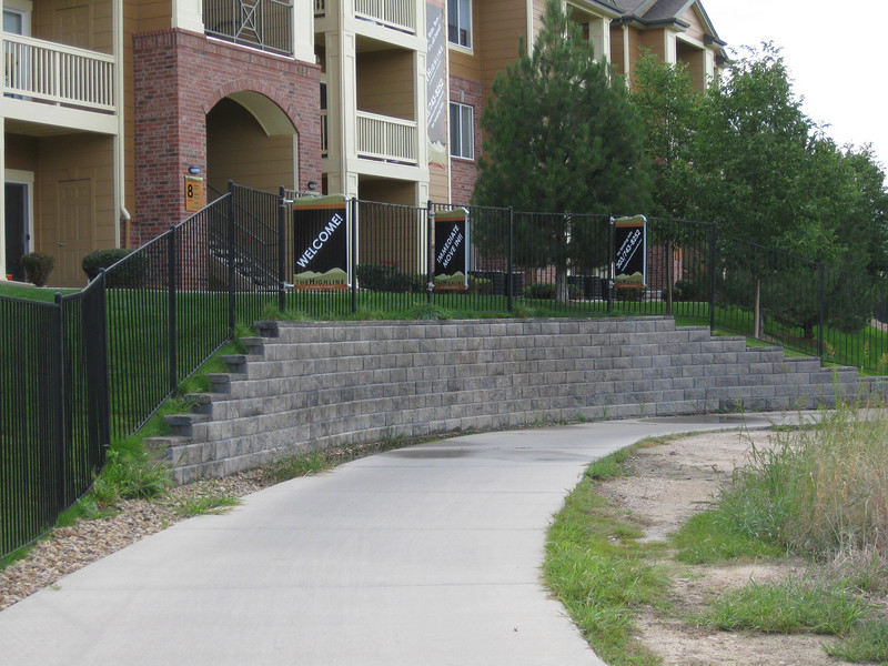 The trail is an amenity for buyers and sellers in the local real estate market.<br /> <br /> The Cherry Creek Trail runs from downtown Denver for more than 40 miles, connecting multiple suburbs and counties to the heart of the city.  The trail is below grade for much of the way, following the bed of the creek.  This minimizes the number of road crossings, and thus reduces conflicts between cars and nonmotorized travelers.  Residences, jobs, schools, parks, and shopping are all seamlessly connected on the trail corridor.<br /> <br /> The trail is a regional effort.  Various TE grants with differing sources of matching funds have contributed to constructing and improving the trail including $417,000 in 1999 to the City of Denver, $164,844 in 2001 to the town of Glendale, $365,000 in 2003 to Arapahoe County, and an additional $315,000 to Denver in 2005.  The end product is a trail that is one of the spines of a regional network of trails connecting travelers and destinations throughout the Denver area.
