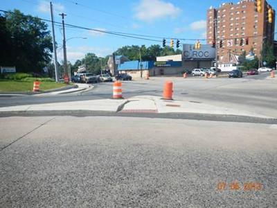 Concord Avenue Streetscape