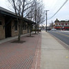 The Historic Hammonton Train Station is prominently located in downtown Hammonton, and is serviced by Amtrak and the New Jersey Transit Atlantic City Line. The building also houses the Greater Hammonton Chamber of Commerce and Main Street Hammonton offices, and is used as a meeting space for local civic organizations. <br /> <br /> In 2000, TE funds were awarded, under Category 1, for sidewalk improvements to provide a pedestrian link between the station and the town's Historic Downtown Business District. Federal Award: $173,000; Local Match: $97,000; Total Cost: $270,000