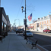 Hammonton's Historic Downtown Business District.<br /> <br /> The Historic Hammonton Train Station is prominently located in downtown Hammonton, and is serviced by Amtrak and the New Jersey Transit Atlantic City Line. The building also houses the Greater Hammonton Chamber of Commerce and Main Street Hammonton offices, and is used as a meeting space for local civic organizations. <br /> <br /> In 2000, TE funds were awarded, under Category 1, for sidewalk improvements to provide a pedestrian link between the station and the town's Historic Downtown Business District. Federal Award: $173,000; Local Match: $97,000; Total Cost: $270,000