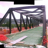 """<a href=""""http://www.flickr.com/photos/kordite/732048514/sizes/o/in/photostream/"""">Photo Credit</a>  The Hot Metal Bridge in Pittsburgh, Pennsylvania was originally built in the 1880s to transport hot steel across the Monongahela River to rolling mills on the other side. This significantly improved business as steel previously had to be reheated. A century later and the bridge is now providing passage over the Monongahela River for bicyclists and pedestrians. A TE fund of over $6,500,000 was matched locally by $730,000 and went towards the removal of lead-based paint, to build a bridge over Second Ave., and to connect the bridge to the Eliza Furnace trail. The bridge reopened in November of 2007 and is a vital connection to the Pittsburgh bicycle network."""