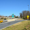 The busy I-270 highway passes by Rockville, Maryland just a few blocks from downtown. In order to provide a safe crossing over the interstate while providing a critical connection between downtown and the western segment of the Rockville Millennium Trail, the bridge received Transportation Enhancement funding in 2001. In total, $7.54 million was used to build several bridge spans over exit and on ramps to I-270. Of this funding, $3.77 came from the Transportation Enhancement program and the remaining $3.77 came from local sources. <br /> <br /> The project consisted of several elements. A 4,000 foot trail was built from Darnestown Road to Nelson Street where it connects to the western most end of the bridge. From here, a 50' board walk leads to a 300' and 264' bridge over I-270 on ramps. This continues to a 365' bridge over I-270 where it extends over 13 lanes of traffic below. Once over I-270, the trail continues with 700 feet of approach ramps, new sidewalks, and ADA accessible crosswalks. <br /> <br /> This project is another great example of how Montgomery County and Rockville, Maryland have built pedestrian and bicycle infrastructure to provide a safe and efficient way for bicyclists and pedestrians to co-exist with the high volume of traffic. The bridge will provide bicyclists the ability to conveniently travel from neighborhoods such as Rockshire and Fallsgrove to other destinations in the central and east part of the City, such as Town Center.