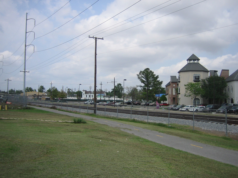 The Orleans Parish Levee Bikeway is part of the larger Mississippi river trail that will eventually connect Louisiana to Minnesota. Federal Award: $386,706; Local Match: $96,677; Total: $483,383