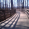 "The Thomas Jefferson Parkway (Route 53), part of the <a href=""http://www.byways.org/explore/byways/2343/directions.html"">Journey Through Hallowed Ground Byway</a>, serves as the scenic entrance to Monticello in Albermarle County, Virginia.  Developed by the Thomas Jefferson Foundation, the Parkway improvement project was a $6.5 million project that took place between 1996 and 2002 and involved the development of the <a href=""http://www.monticello.org/parkway/trail.html""> Saunders-Monticello Trail</a>, an <a href=""http://www.monticello.org/parkway/arboretum.html"">arboretum</a>, a 2-acre <a href=""http://www.monticello.org/parkway/pond.html"">pond</a>, and the <a href=""http://www.monticello.org/parkway/bridge.html"">Saunders Bridge</a>.  A $3.4 million TE grant, procured in 1992, along with private donations in the amount of $3.1 million provided funding for the Thomas Jefferson Parkway improvements."