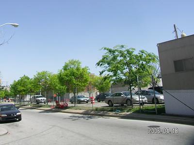 Johns Hopkins Project: Barns & McDonogh Street Area