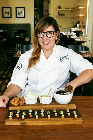 Decca Head Chef Annie Pettry
