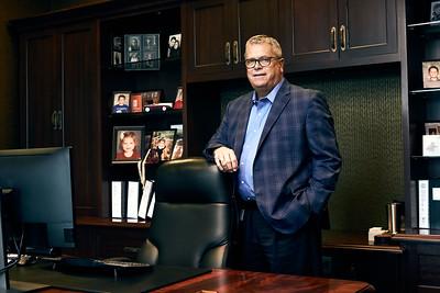 Editorial Portrait of Cliff Sifford