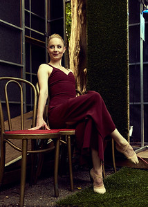 Editorial Portrait of Kateryna Sellers of the Louisville Ballet by Louis Tinsley pt 2