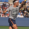 (1)   ROGER  FEDERER    /   US  OPEN  TENNIS  TOURNAMENT  2015  NYC    -      US  Tennis  Center,  Flushing  Meadows  NY