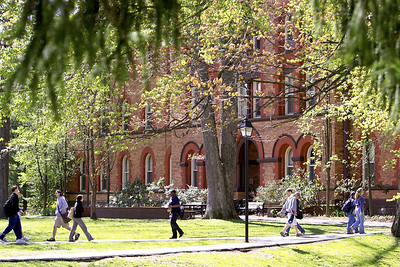 Campus Coverage Spring 2006