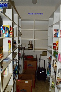 Flute Practice Room OR Kitchen Pantry?
