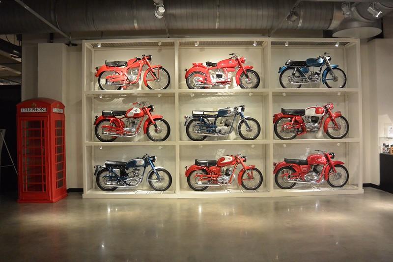 Barbers Vintage Motorcycle Museum - Alabama