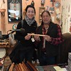 Lakota hand made flute - my new instrument to learn out there while camping and just hearing the sounds of nature!