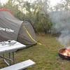Florida Everglades NP campsite