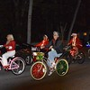 a Holiday bike parade!